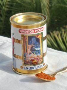 Der universelle Scharfmacher. Spanischer Pfeffer (pimenton picante)