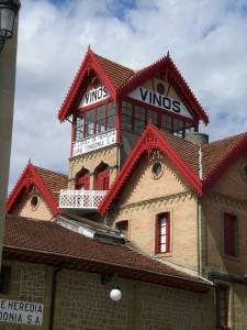 Lopez de Heredia: Traditionelle Werte beim Wein und bei der Architektur
