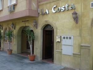 """Restaurant """"La Costa"""" in El Ejido"""