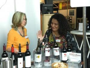 Isabel del Olmo und Araceli Sesma von Enate