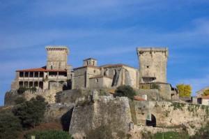 Das Castillo de Monterrei
