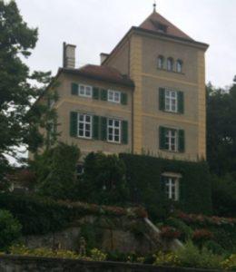 Hotel und Restaurant Schloß Schauenstein