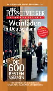 Der Feinschmecker - Die besten Weinläden 2012