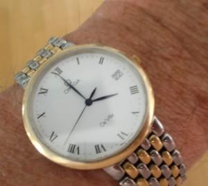 Der Zeitmesser am Handgelenk:: Fluch oder Segen?