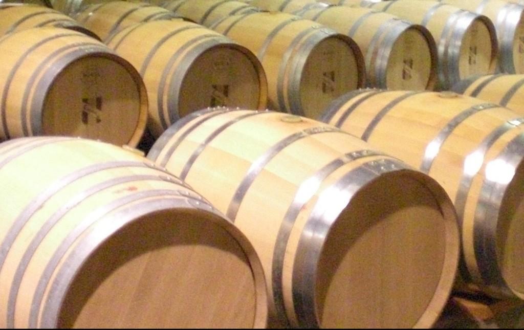 Neue Barriques für Weißwein