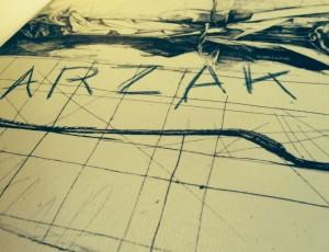 Die Speisekarte von Arzak