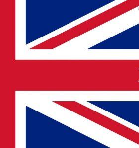 halber Union-Jack für ein geteiltes Land