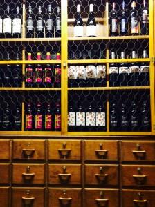 Ordnung muss sein: Schubladen und Fächer für Wein